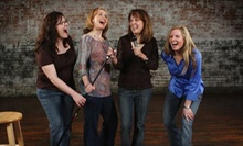 """Four Funny Females"" at Wagner Noël Performing Arts Center on Saturday, June 15, at 8 p.m. (Up to Half Off)"