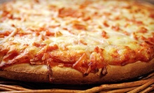 $15 for $30 Worth of Pizza and Sandwiches at Angilo's Pizza
