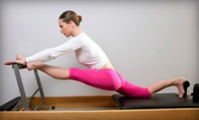 10 or 15 Pilates Mat, Zumba, Yoga, or TRX Classes at Your Pilates Connection (Up to 55% Off)