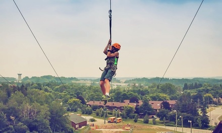 Two Hours of Unlimited Access for Two, Four, or Six at Chicopee Tube Park in Kitchener (Up to 49% Off)