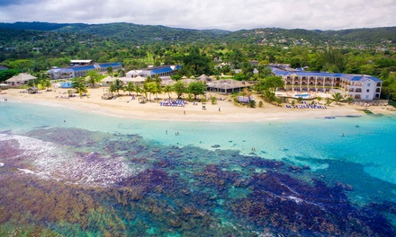 4-Night All-Inclusive Stay for Two or a Family of Four at Jewel Runaway Bay Resort in Jamaica. Includes Taxes and Fees.