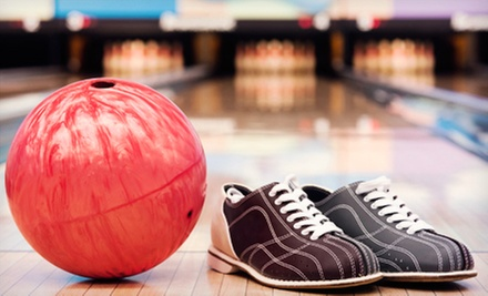 $29 for Two Hours of Bowling, a Pitcher of Soda, and Shoe Rental for Six at Wade Hampton Lanes ($59.99 Value)