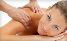 One-Hour Couples or Deep-Tissue Massage at Olga's Deep Tissue Massage (Up to 55% Off)