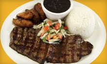 Latin Dinner for Two or Four at La Parrilla Rotisserie & Grill (Up to 55%)