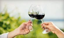 Wine Tasting for Two or Four at The Wine Bank (Up to 56% Off)