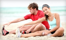 One, Two, or Three Months of Unlimited Bootcamp and Fitness Classes from Oceanfront Fitness LLC (Up to 87% Off)