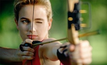 Archery Package with Instruction and Practice for One or Two at Saluda River Archery Club (Up to 53% Off)