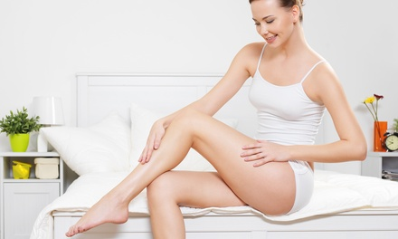Laser Hair-Removal Treatments on a Small or Medium Area at Complete Laser (Up to 78% Off)
