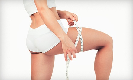 1, 3, 6, or 12 Ultrasonic-Cavitation Fat-Reduction Treatments at Miami Detox & Spa (Up to 81% Off)