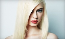 Smoothing and Color Services with Teresa Judd at Sanctuary Salon (Up to 60% Off). Three Options Available.