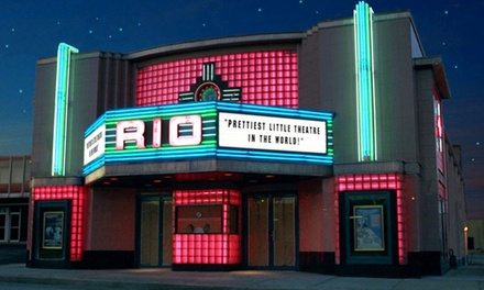 Movie Outing for Two or Four with Medium Popcorns at Fine Arts Theatres (Up to 81% Off)