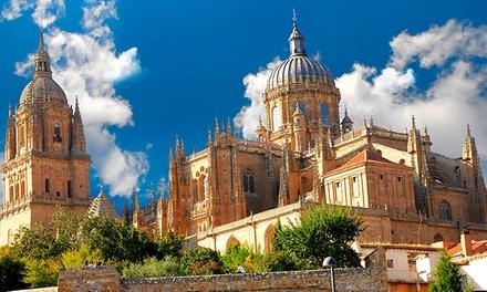 Hotel Puente Romano 4* — Salamanca: 1, 2 ou 3 noites para 2 com pequeno-almoço, welcome drink e late check-out desde 49€