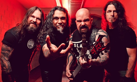 Rockstar Energy Drink Mayhem Festival feat. Slayer, King Diamond, and More on August 2 (Up to 64% Off)