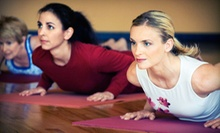 $34 for Six Classes at St. Paul Yoga Center ($102 Value)