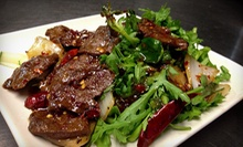 Three-Course Prix Fixe Dinner for Two or Four Monday–Friday or Saturday and Sunday at Zen Vegetarian (Up to 54% Off)