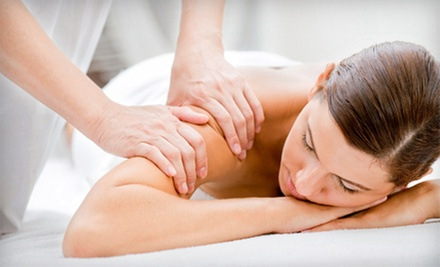 One or Three Shiatsu Massages from Emily Robinson at Face to Face (Up to 51% Off)
