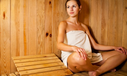 5 or 10 Sessions at InFrared Saunas (Up to 70% Off)