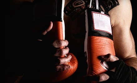 10 or 20 Boxing Classes for Men and Women at Core Boxing (Up to 80% Off)