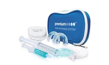 $27 for Take-Home Teeth-Whiten Kit with Lifetime Gel Refills from DazzlingWhiteSmileUSA ($199 Value)
