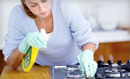 One, Three, or Five Two-Hour Housecleaning Sessions from Brownstone Maids (Up to 61% Off)