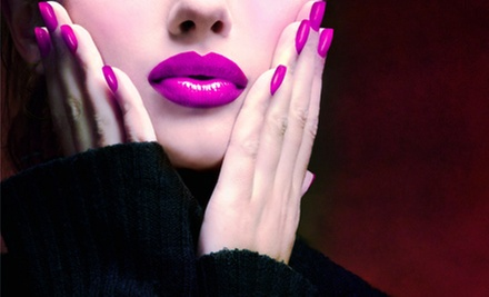 One or Three Gel Manicures with Optional Pedicures or UV-Gel-Manicure Package at Classique Day Spa (Up to 59% Off)