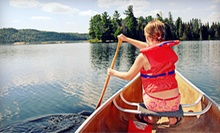 Week of Paddle-Sports Summer Camp for One or Two Kids at Burnaby Canoe and Kayak (Up to 52% Off)