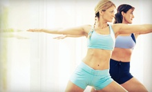 $45 for 10 Classes at Namaskar YOGA ($130 Value)