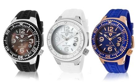 Swiss Legend Neptune Unisex Watches from $49.99–$59.99