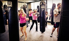 Two Weeks of Boxing and Kickboxing Classes at Title Boxing Club (66% Off)