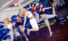 6 or 12 Women's Yoga, Pole, and Zumba Classes, or a Dance Party for Up to 8 from Tease Fitness Boutique (Up to 76% Off)