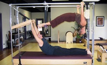 Three Private Pilates Lessons or Five Mat Classes at Fox River Pilates Center (Up to 66% Off)