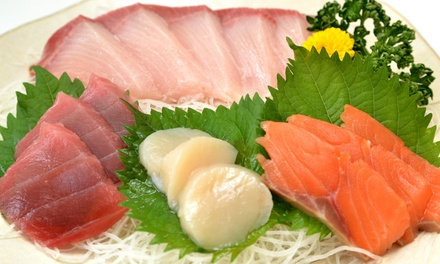 Up to 35% Off 35% off of Aki Japanese Cuisine at Aki Japanese Cuisine