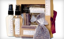 $10 for $20 Worth of Lavender Culinary, Body, and Household Products at Lavande