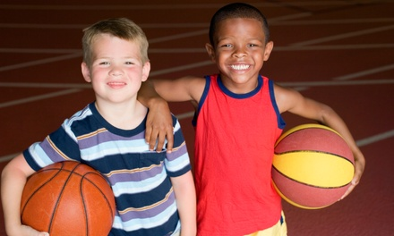 $109 for a One-Week Pacers Kids' Basketball Camp Session from The National Basketball Academy ($215 Value)