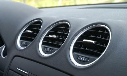 Przegląd klimatyzacji z czyszczeniem, ozonowaniem i napełnianiem czynnika od 49,99 zł w Profil Auto