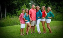 $49 for a Portrait Photo Package with Prints and Digital Images at Andrea Pender Photography (Up to $435 Value)