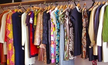 Designer Consignment Apparel at Looks Better On You (Half Off). Two Options Available.