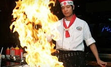 $15 for $30 Worth of Modern Japanese Cuisine at Geisha Japanese Steakhouse & Sushi Bar