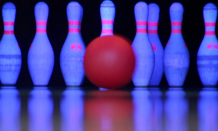 Bowling for Six with Shoe Rental at Burr Oak Bowl, Oak Forest Bowl, and Mardi Gras Lanes (Up to 70% Off)