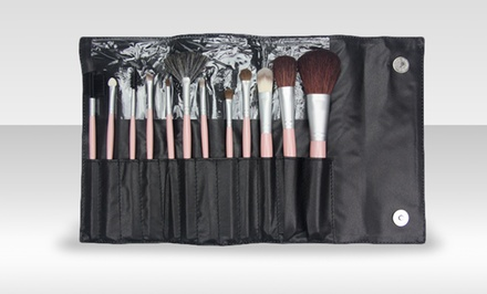 12-Pc. Makeup Brush Set