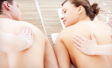 $89 for a Couples Swedish or Deep-Tissue Massage at I Love Candy Spa Parties (Up to $200 Value)