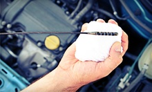 $39 for Three Full-Service Oil Changes at Vickers Auto Rental and Repair ($104.22 Value)
