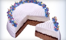 $10 for $20 Worth of Ice-Cream Cakes, Cupcakes, and Other Sweets at Carvel Ice Cream