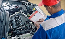 Preferred Oil Change and Tire Rotation with Optional State Inspection at Meineke Car Care Center in Fuquay-Varina