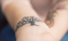$49 for a One-Hour Tattooing Session at Hey Beautiful Salon and Day Spa ($110 Value)
