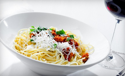 Italian Cuisine at La Galleria (Up to 59% Off). Three Options Available.