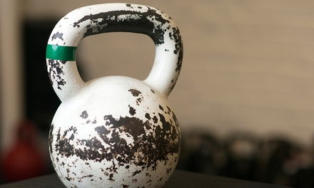 One-Month Membership at Block Crossfit (Up to 81% Off)