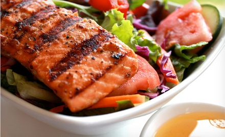 $10 for a Punch Card for Soup, Salads, and Sandwiches at Soup Dive ($20 Value)