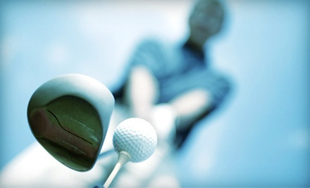 $169 for an 18-Hole Playing Lesson with a Golf Pro at Winning Ways Golf Development ($580 Value)