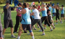 $39 for Four-Week Outdoor Boot Camp from Waterfront Fitness ($175 Value)